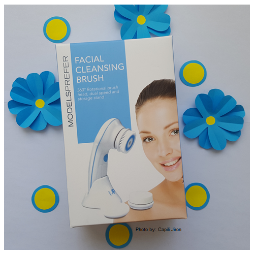 Models Prefer Facial Cleansing Brush Review Artist By Beauty